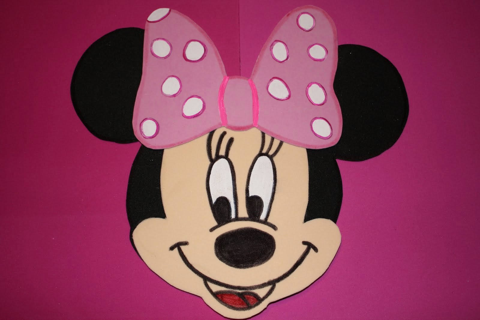 Free Minnie Mouse Templates Inspirational Healthy Eating Starts at Home Minnie Mouse