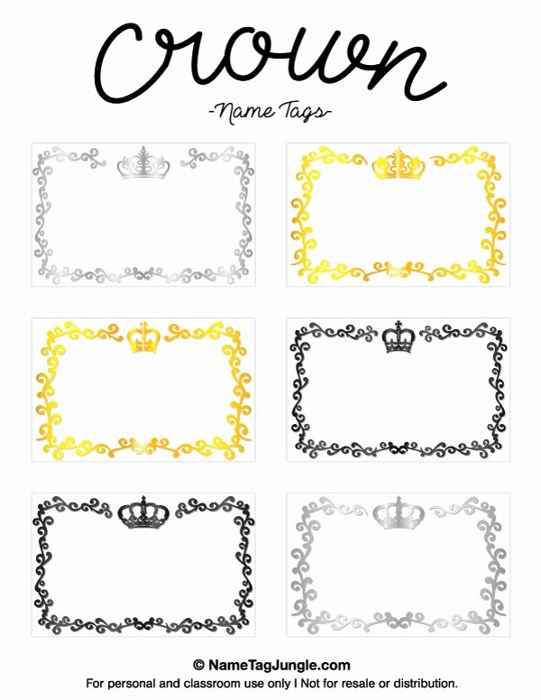 Free Name Tag Template Word Fresh Pin by Muse Printables On Name Tags at Nametagjungle