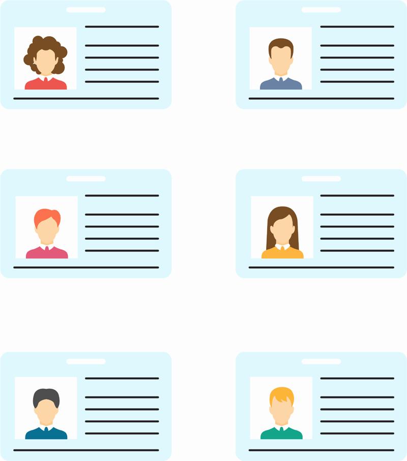 Free Name Tag Template Word Unique 5 Name Tag Templates to Print Custom Name Tags