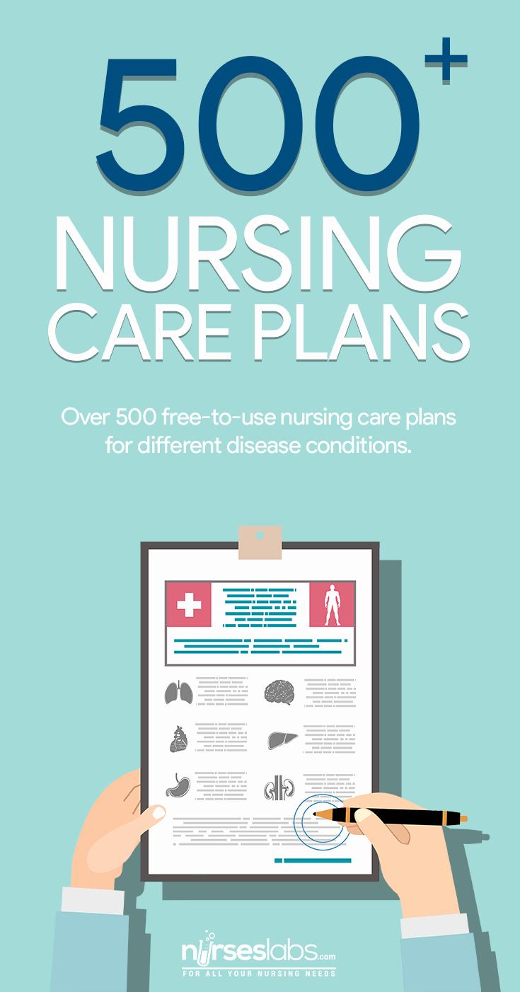 Free Nursing Care Plans Elegant 500 Nursing Care Plans for Free
