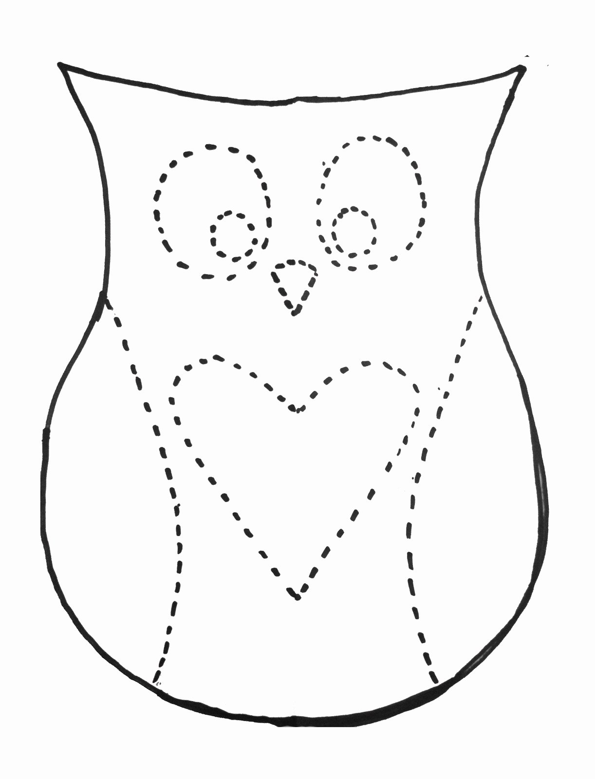 Free Owl Printable Template Beautiful Best S Of Printable Owl Template Free Printable Owl