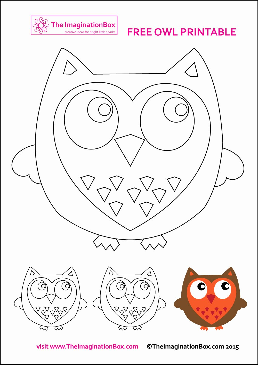 Free Owl Printable Template Fresh Crafts the O Jays and Stencils On Pinterest