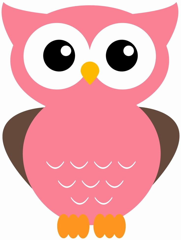 Free Owl Printable Template Lovely 123 Best Images About Owl Clipart On Pinterest