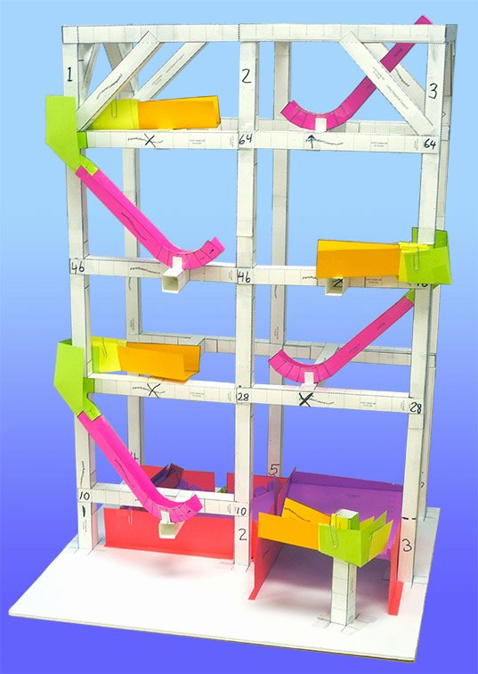 Free Paper Roller Coaster Templates Best Of Paper Roller Coaster