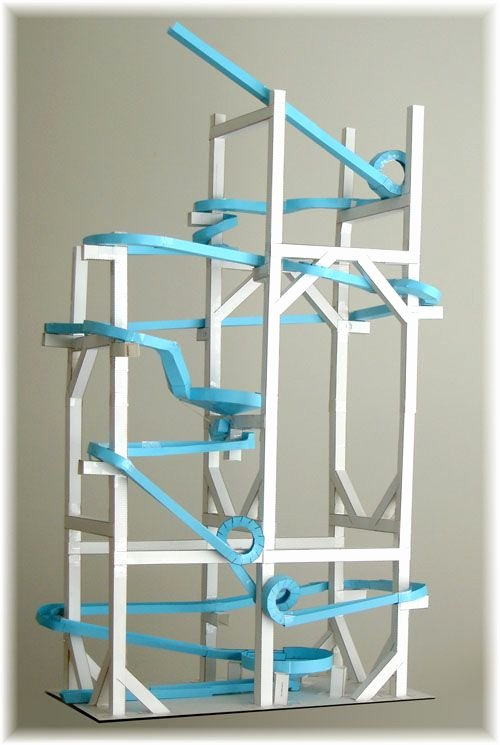 Free Paper Roller Coaster Templates Inspirational I Built This Paper Roller Coaster while Creating the