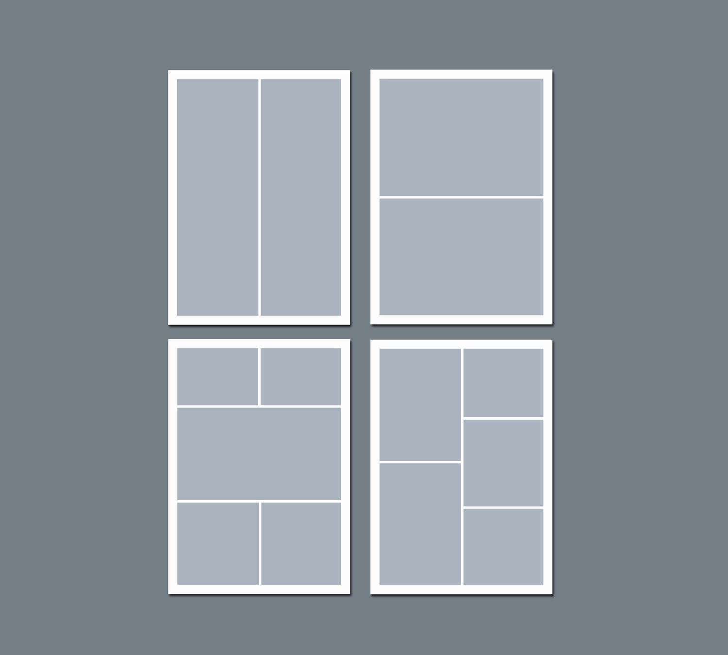 Free Photoshop Storyboard Templates Best Of Instant Download Shop Template Storyboard Template 5