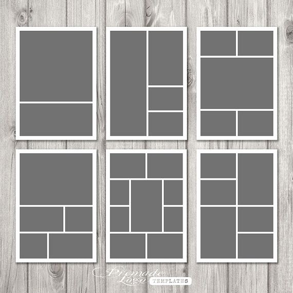 Free Photoshop Storyboard Templates Elegant Collage Template