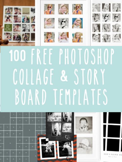 Free Photoshop Storyboard Templates Elegant Free Shop Collage and Storyboard Templates — Live
