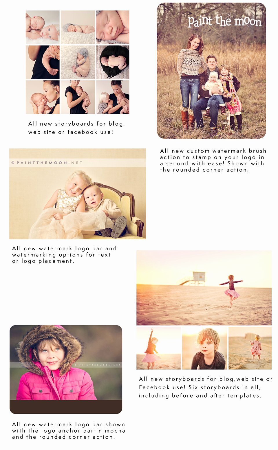 Free Photoshop Storyboard Templates Inspirational Free Shop Actions & Watermarking Storyboards and so