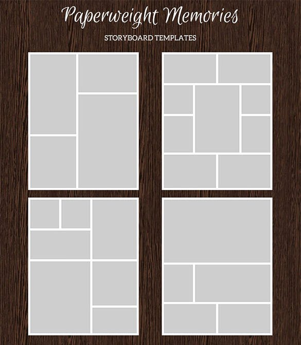 Free Photoshop Storyboard Templates Lovely 82 Storyboard Templates Pdf Ppt Doc Psd