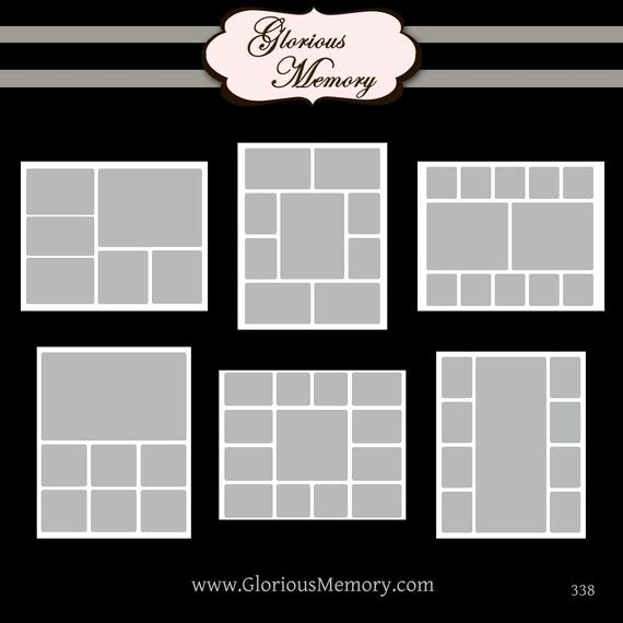 Free Photoshop Storyboard Templates Unique Shop Collage Templates Storyboard Blog by