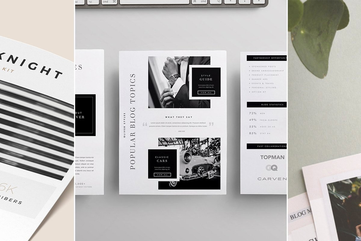 Free Press Kit Template Best Of 22 Free Media Kit Templates to Pitch Your Brand — Medialoot