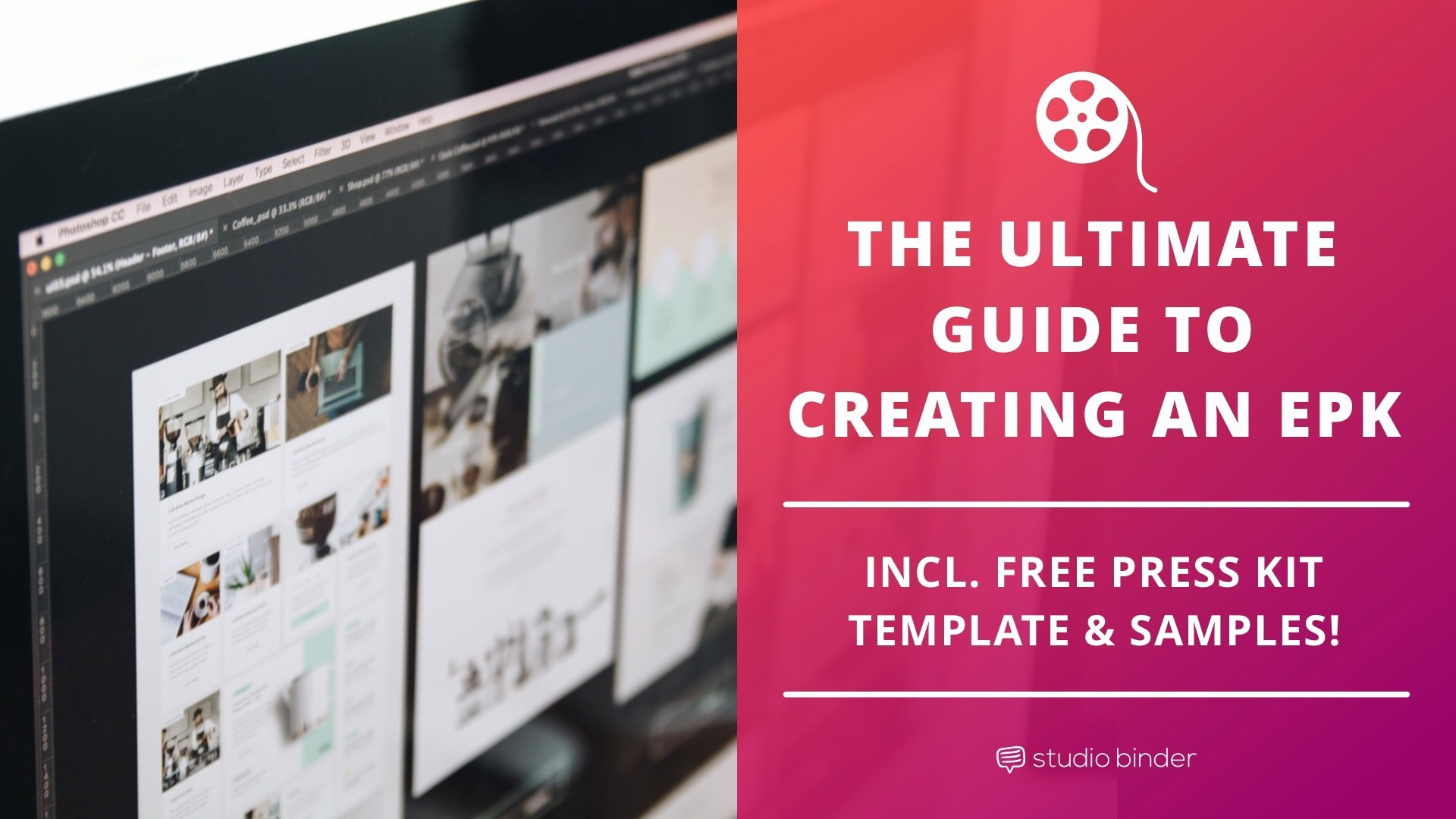 Free Press Kit Template Unique the Ultimate Guide to Creating An Epk with Free Template