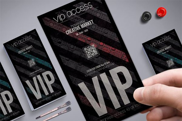 Free Press Pass Template New Vip Ticket Templates 47 Free & Premium Psd Vector Pdf