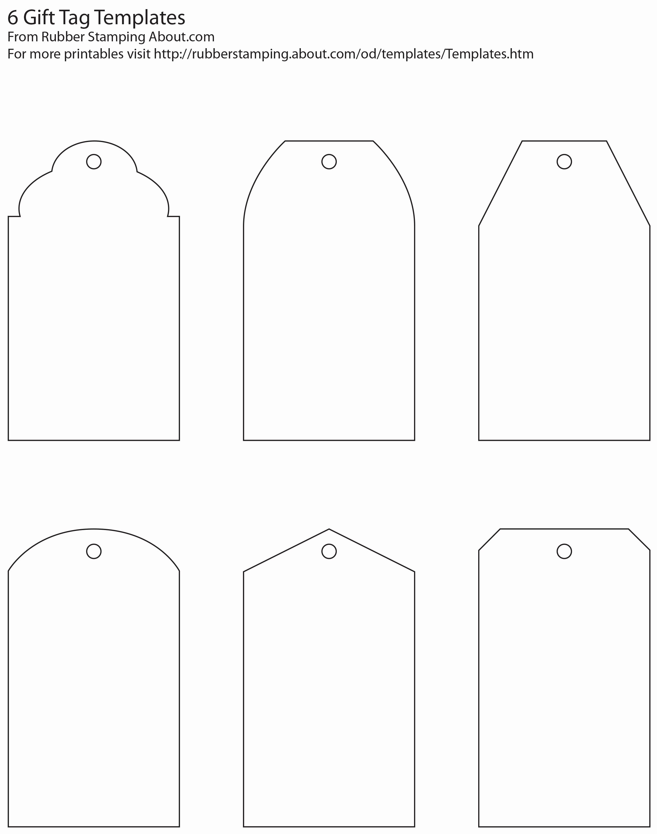 Free Price Tag Template Best Of Make Your Own Custom Gift Tags with these Free Printable