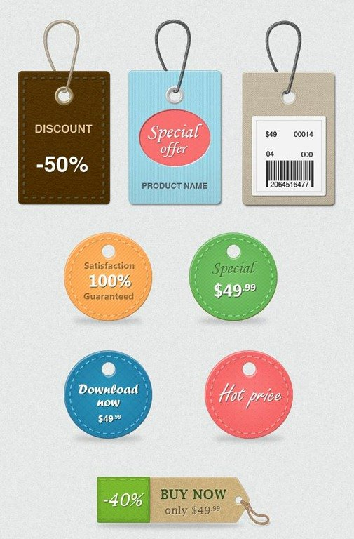 Free Price Tag Template Inspirational 45 High Quality and Free Pricing Tags and Tables In Psd