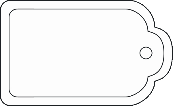 Free Price Tag Template New Blank Gift Tags Printable Clipart Best