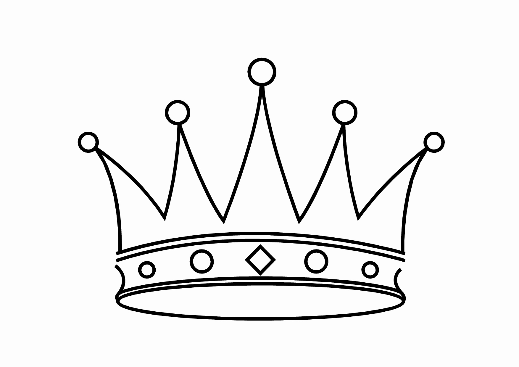 Free Princess Crown Template Printable Awesome Princess Tiara Template Clipart Best