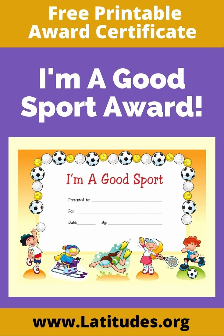 Free Printable Award Certificates Beautiful 156 Best Images About Rewarding Good Behavior On Pinterest