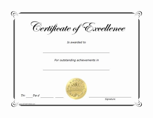 Free Printable Award Certificates Luxury Best 25 Award Certificates Ideas On Pinterest