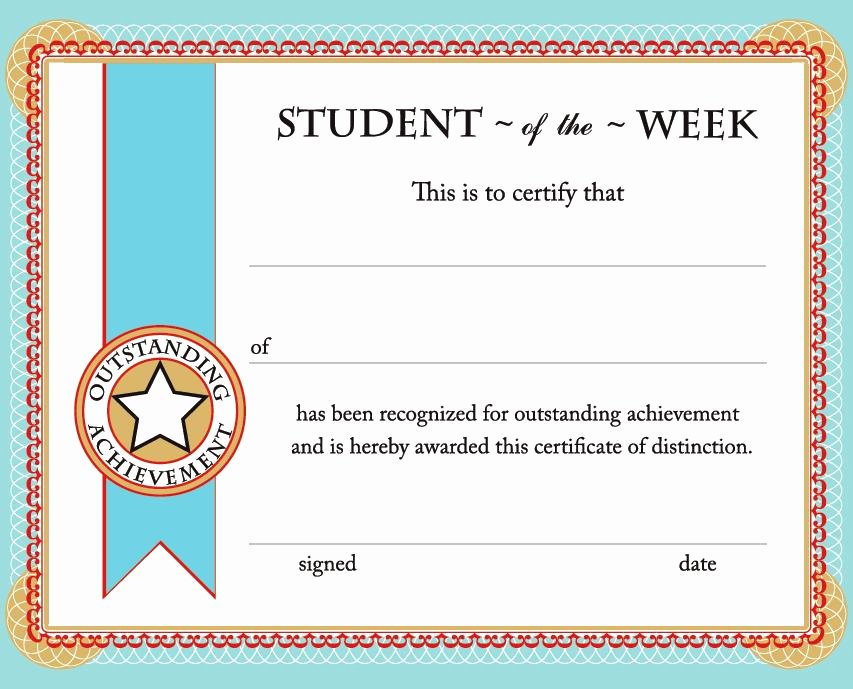 Free Printable Award Certificates Luxury Printable Certificates & Awards
