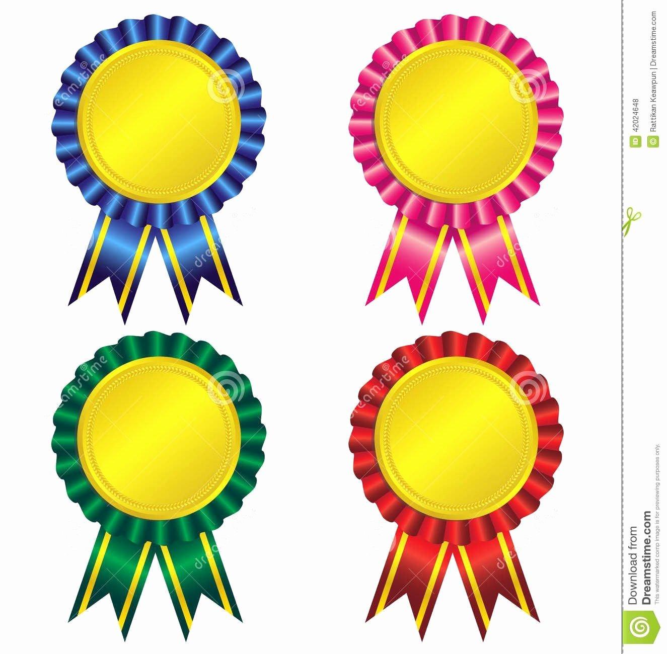 Free Printable Award Ribbons Elegant Award Ribbon Template Free Templates Entrancing Blank