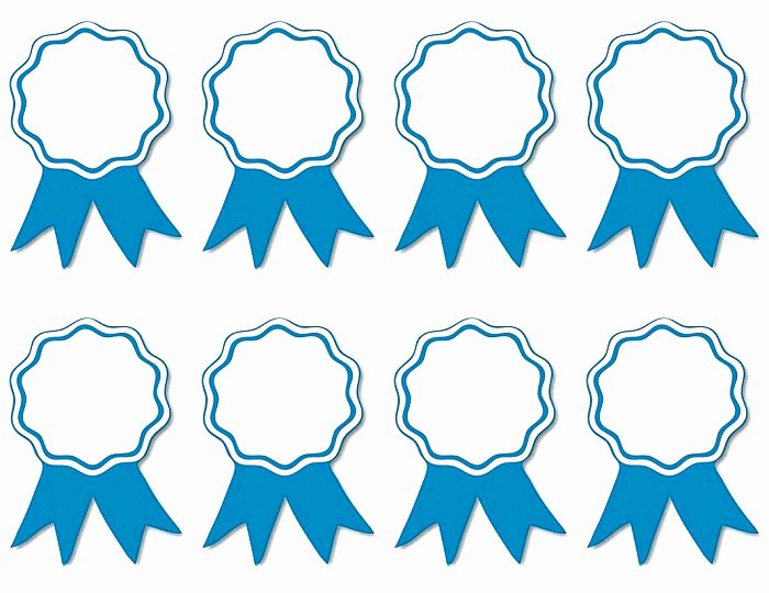 Free Printable Award Ribbons Luxury Printable Award Ribbons