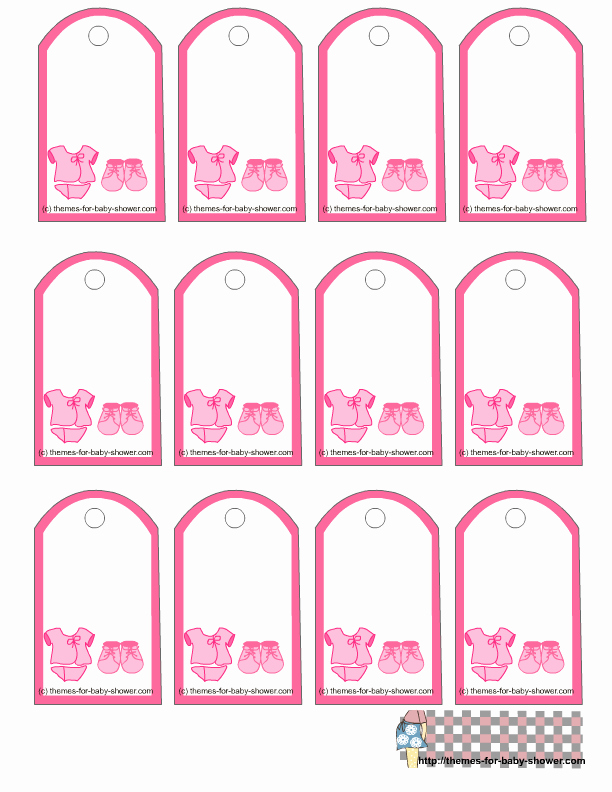 Free Printable Baby Shower Labels Unique Baby Shower Gallery Page 2