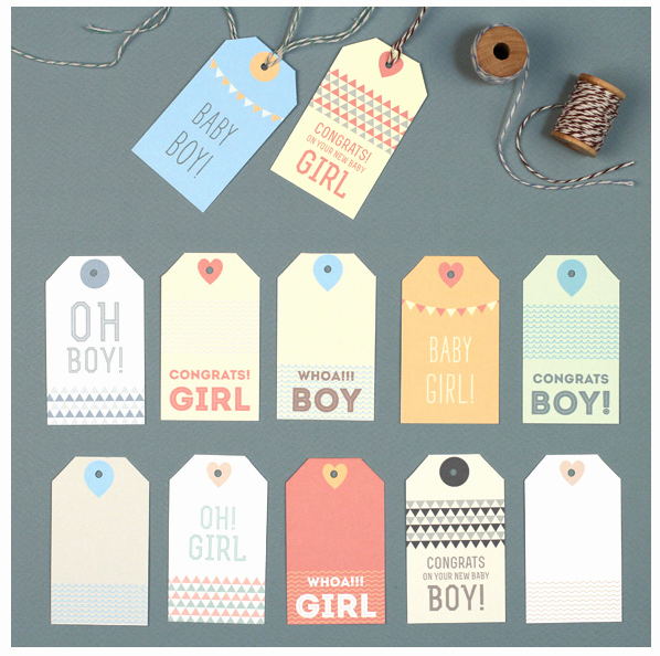 Free Printable Baby Shower Tags New Free Printable Baby T Tags