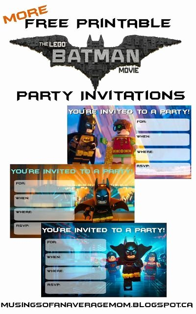 Free Printable Batman Invitations Lovely 78 Best Ideas About Batman Invitations On Pinterest