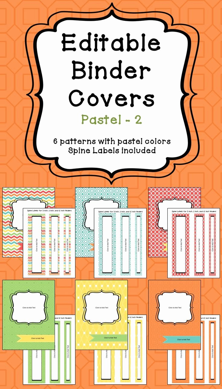 Free Printable Binder Labels Fresh Ly Best 25 Ideas About Binder Spine Labels On Pinterest