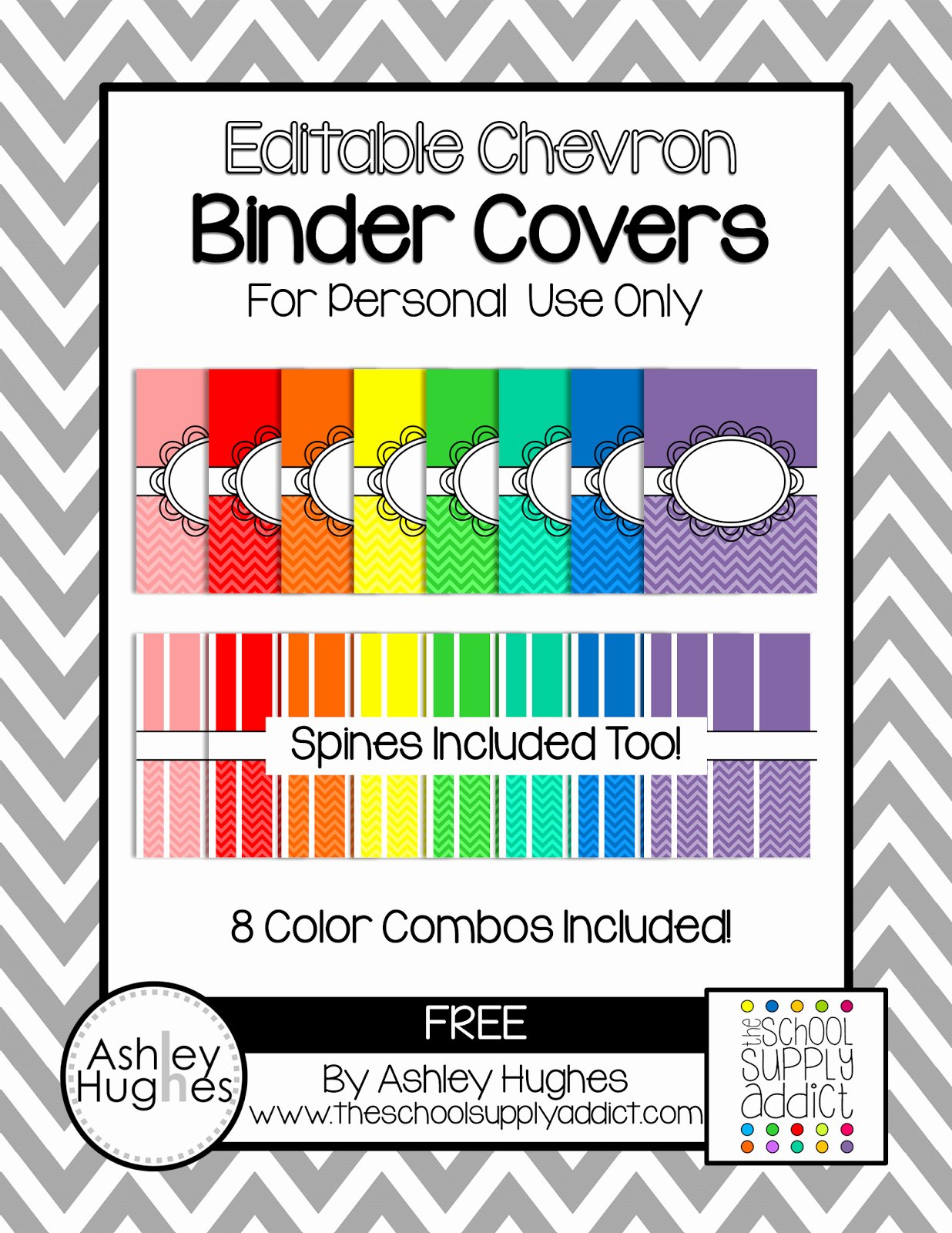 Free Printable Binder Labels New Blog Hoppin Free Binder Covers for Color Coding or