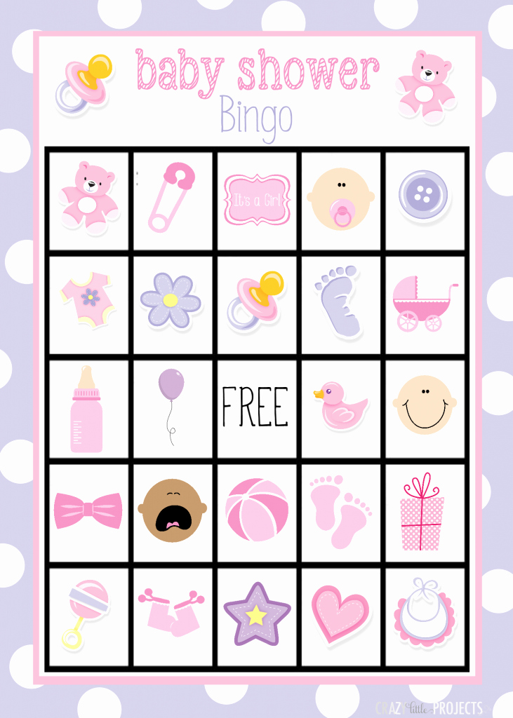 Free Printable Bingo Boards Inspirational Baby Shower Bingo Cards