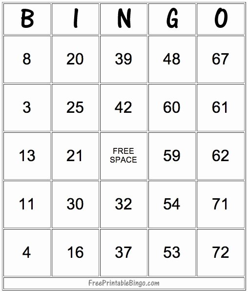 Free Printable Bingo Boards Lovely 49 Printable Bingo Card Templates – Tip Junkie