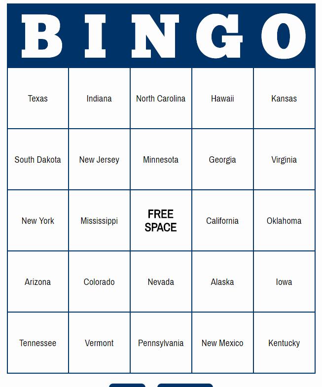 Free Printable Bingo Boards Lovely Teacher Hub February 2017
