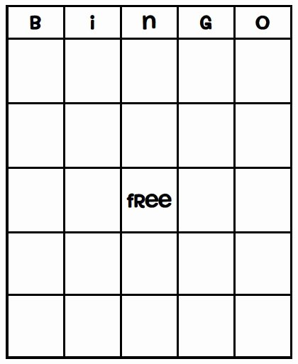 Free Printable Bingo Boards Luxury 49 Printable Bingo Card Templates Team Building