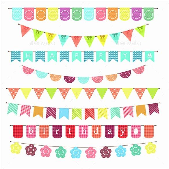 Free Printable Birthday Banner Templates Lovely 22 Birthday Banner Templates – Free Sample Example