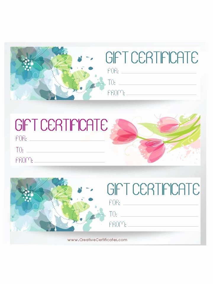 Free Printable Birthday Certificates Awesome so Many Free T Certificate Printables