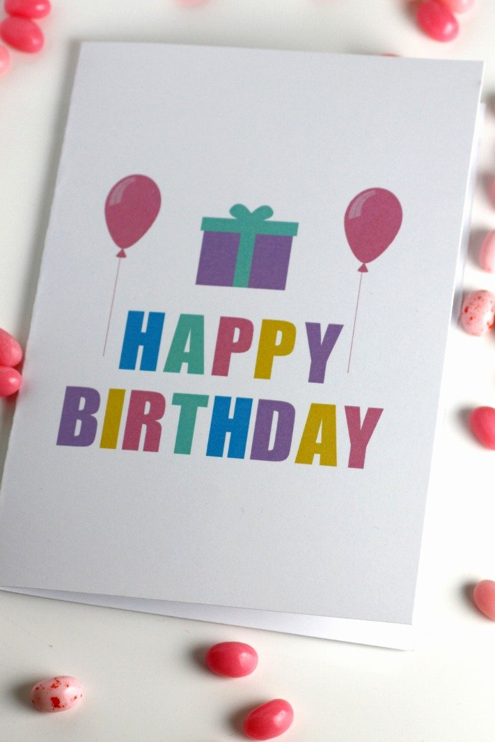 Free Printable Birthday Certificates Luxury Free Printable Blank Birthday Cards