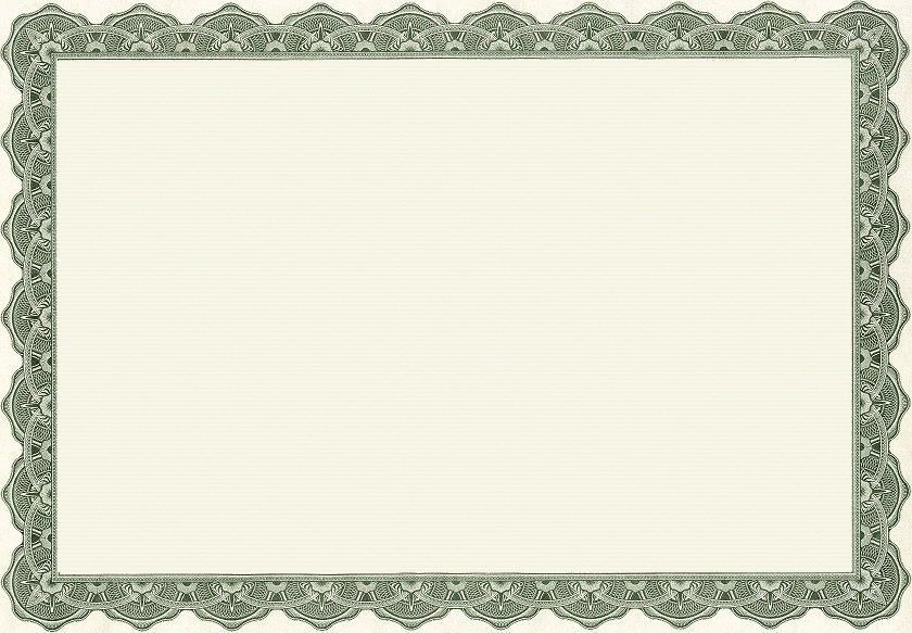 Free Printable Blank Certificates Awesome Free New Blank Certificate Template