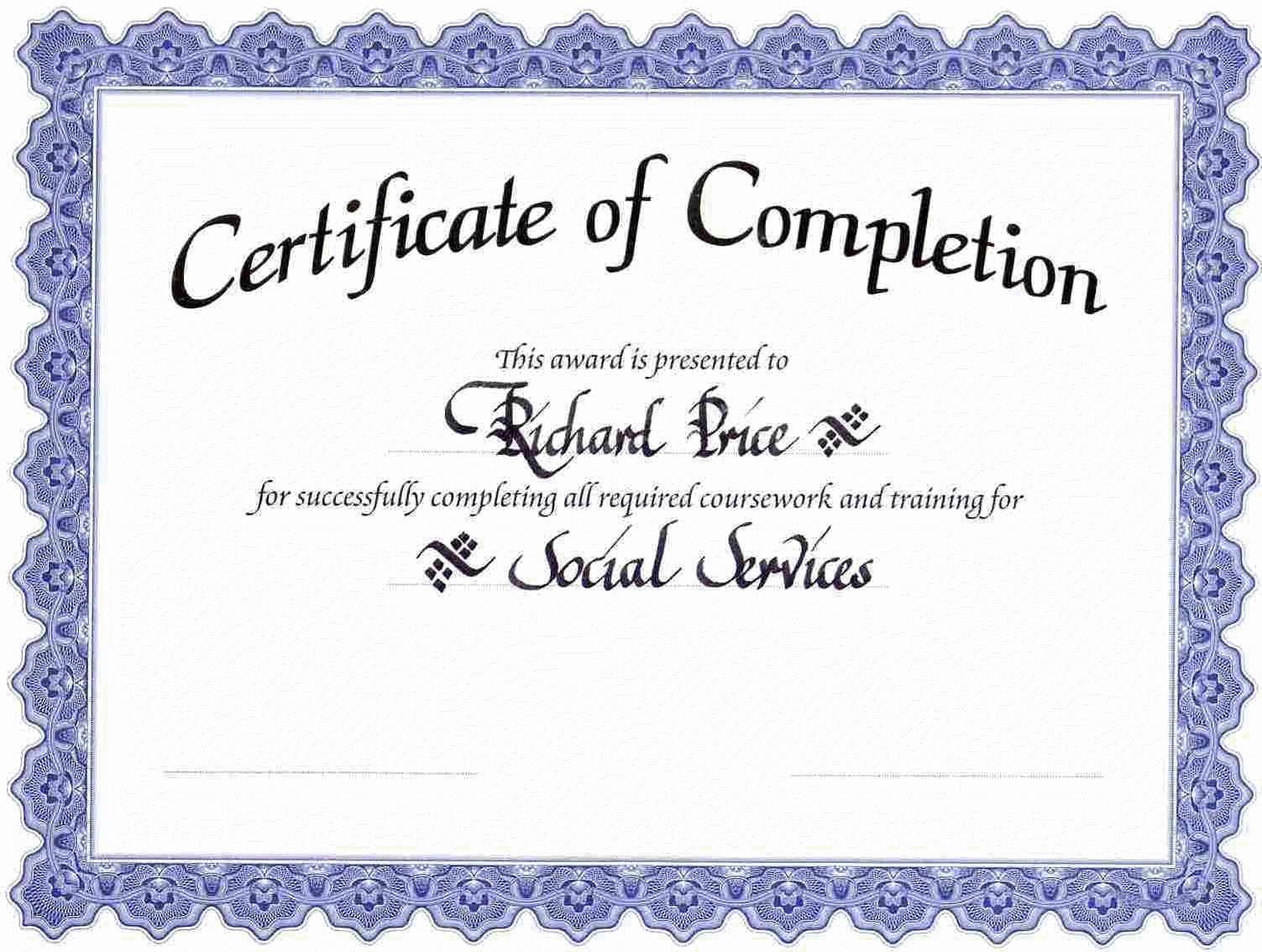 Free Printable Blank Certificates Best Of Blank Award Certificate Templates