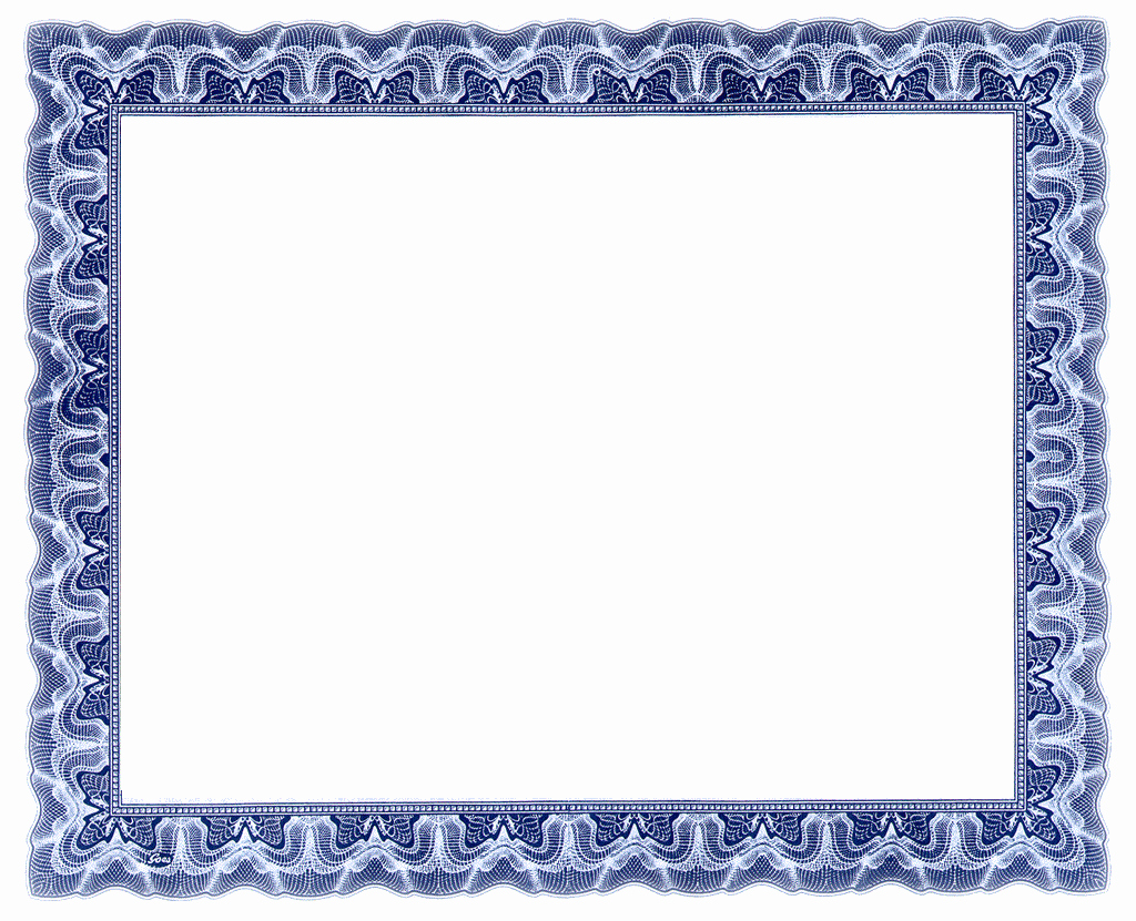 Free Printable Blank Certificates Fresh Certificate Templates