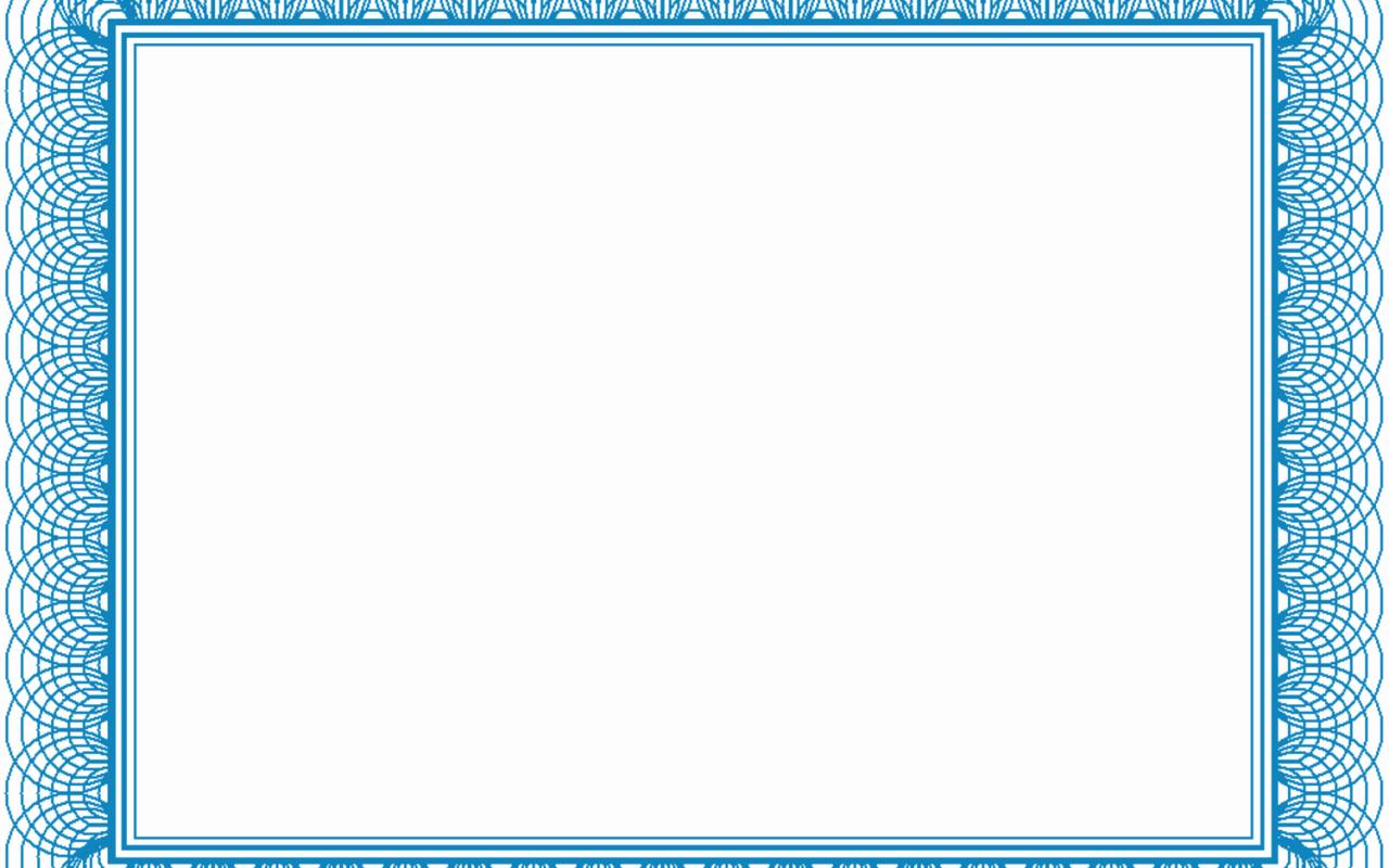 Free Printable Blank Certificates Inspirational Blank Certificate Printable