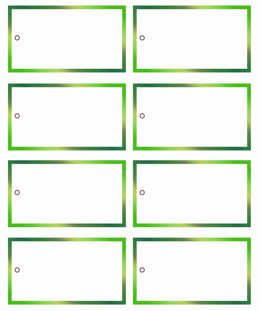 Free Printable Blank Gift Tags Best Of Gift Tag Template Ms Word