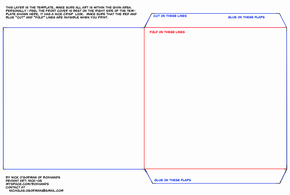 Free Printable Cd Cover Template Lovely Diy Cd Slip Case Box and Envelope Templates