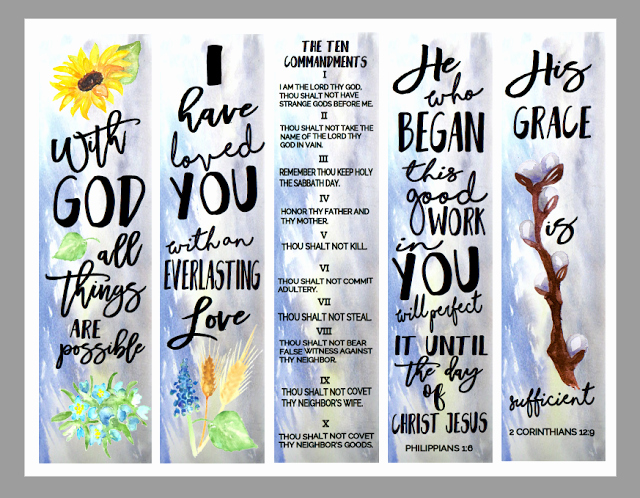 Free Printable Christian Bookmarks Luxury Free Bookmarks Bookmarks