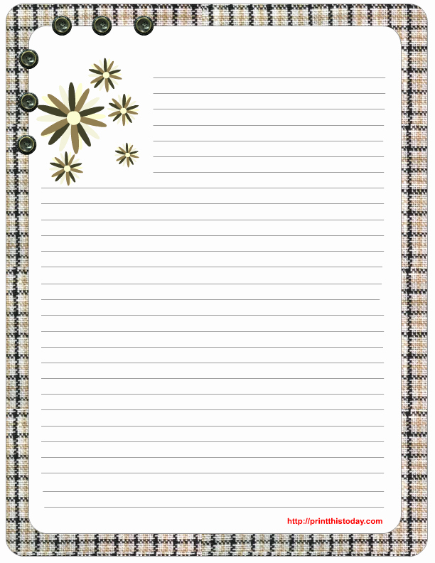Free Printable Christmas Stationary Beautiful Free Mother S Day Stationery Printables