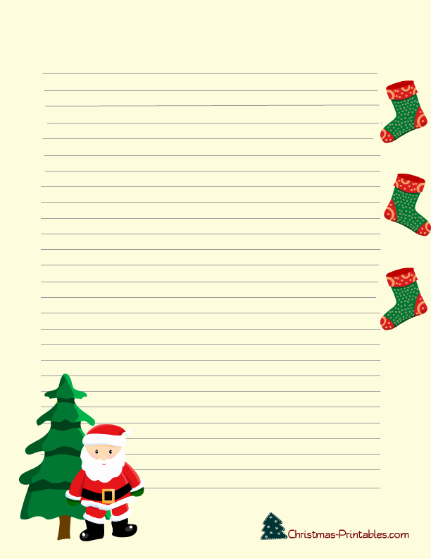 Free Printable Christmas Stationary Best Of Free Printable Christmas Stationery