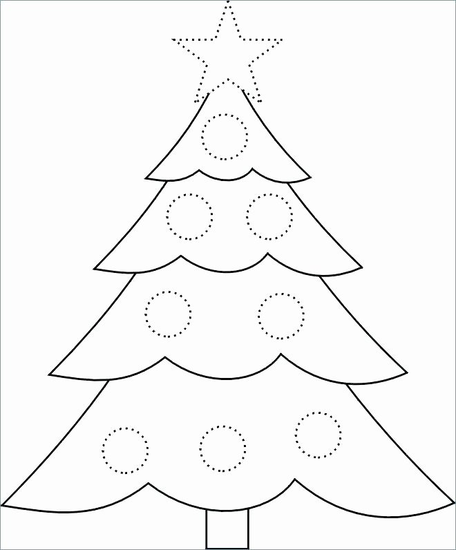 Free Printable Christmas Tree Template Unique 50 Christmas Tree Printable Templates