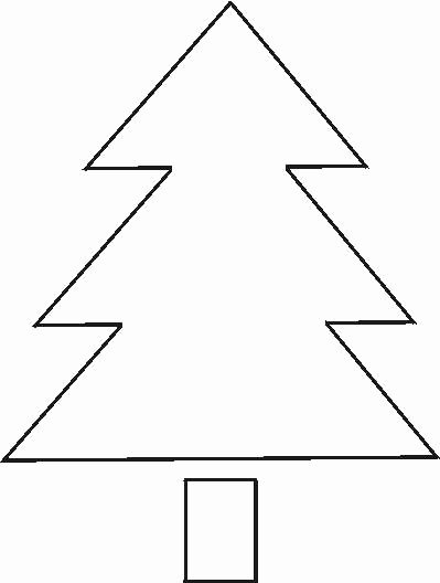 Free Printable Christmas Tree Template Unique Fuel Your Creativity with Free Stencil Designs